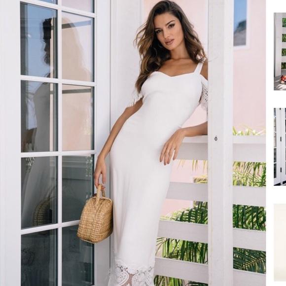 Hampton Party Dress